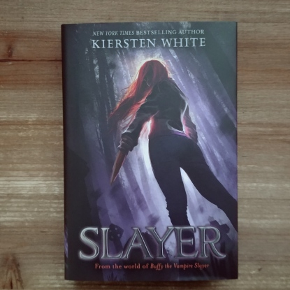 Slayer Kiersten White Wander Dreams